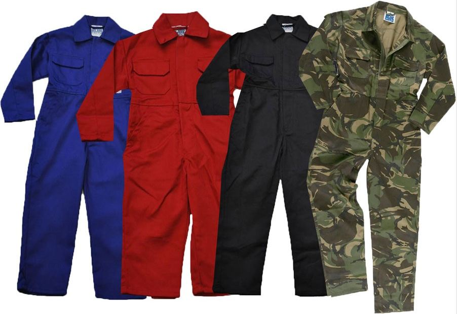 Blue CastleTearaway Junior Coverall