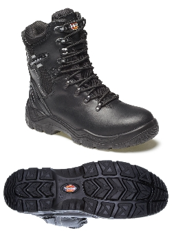Dickies Quebec Safety Unlined Boot