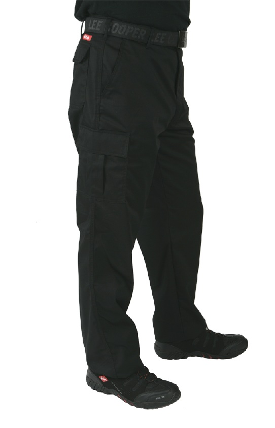 Lee Cooper Workwear Cargo Trousers