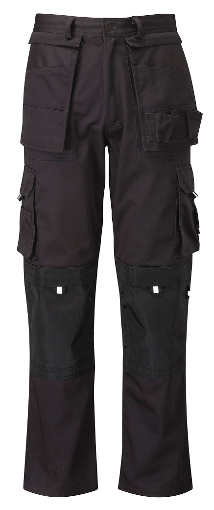 Black Knight Pro Work Trousers