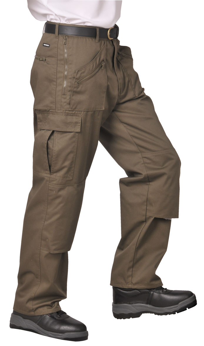 Portwest Kneepad Action Trousers