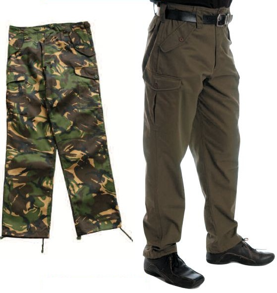 Heavy Weight Combat Trousers