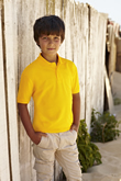 Fruit of the Loom Kids 65/35 Polo