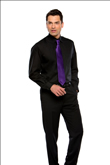 KK104 Kustom Kit Business Shirt Long Sleeve