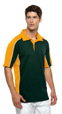 KK613 Kustom Kit Continental Rugby Shirt Short sleeve