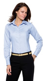 KK702 Kustom Kit Womens Oxford Shirt Long Sleeve