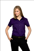 KK728 Kustom Kit Womens Workforce Shirt short sleeve