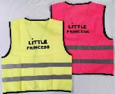 Little Princess Hi Vis Vests