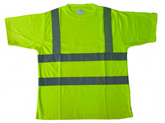 High Visibility Safety T-shirts