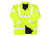 Proforce Hi Vis Safety Traffic Jacket