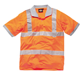 Dickies Hi-vis GO/RT Polo Shirt