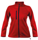 Starworld Ladies Softshell Jacket