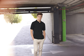 Fruit of the Loom Slim Fit Polo