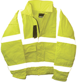Proforce Hi-Vis Safety Bomber Jacket