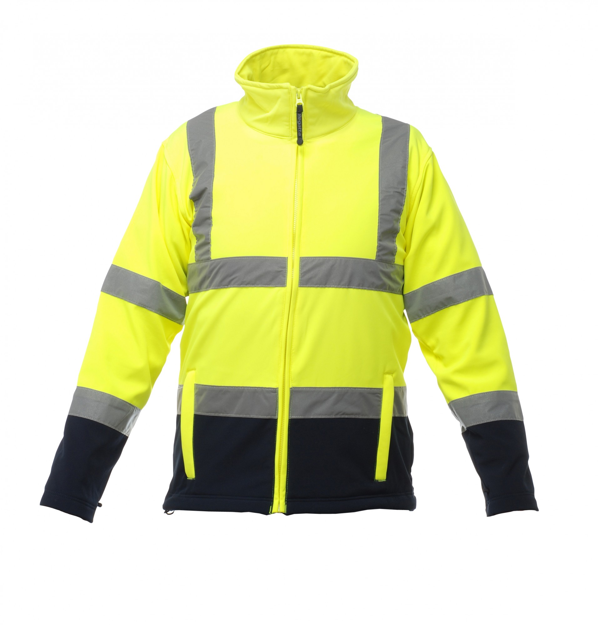 Regatta Hi-Vis Softshell Jacket